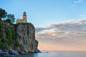 Картинка природа маяки маяк побережье