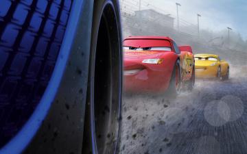обоя мультфильмы, cars 3, cars, 3