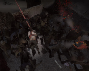 Картинка left dead видео игры