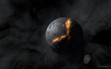 Картинка космос арт