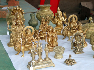 Картинка разное сувениры статуэтки