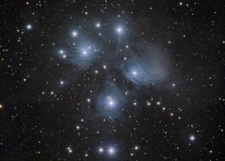 обоя космос, звезды, созвездия, звёзды