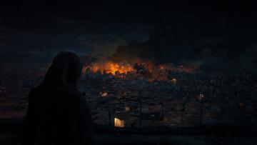 обоя видео игры, uncharted,  the lost legacy, персонаж