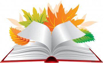 обоя векторная графика, другое , other, фон, листья, книга