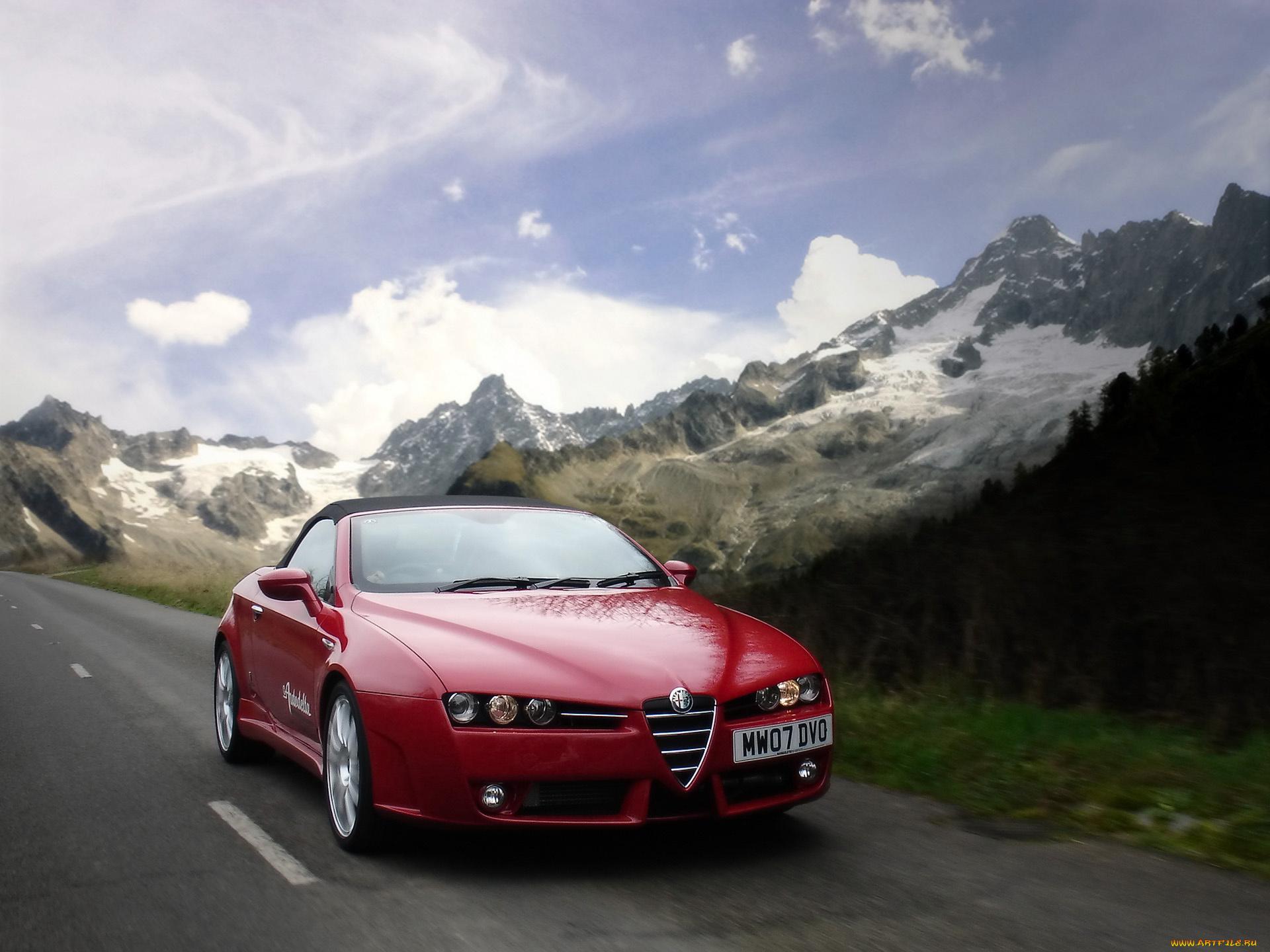Alfa Romeo 159  № 701179  скачать