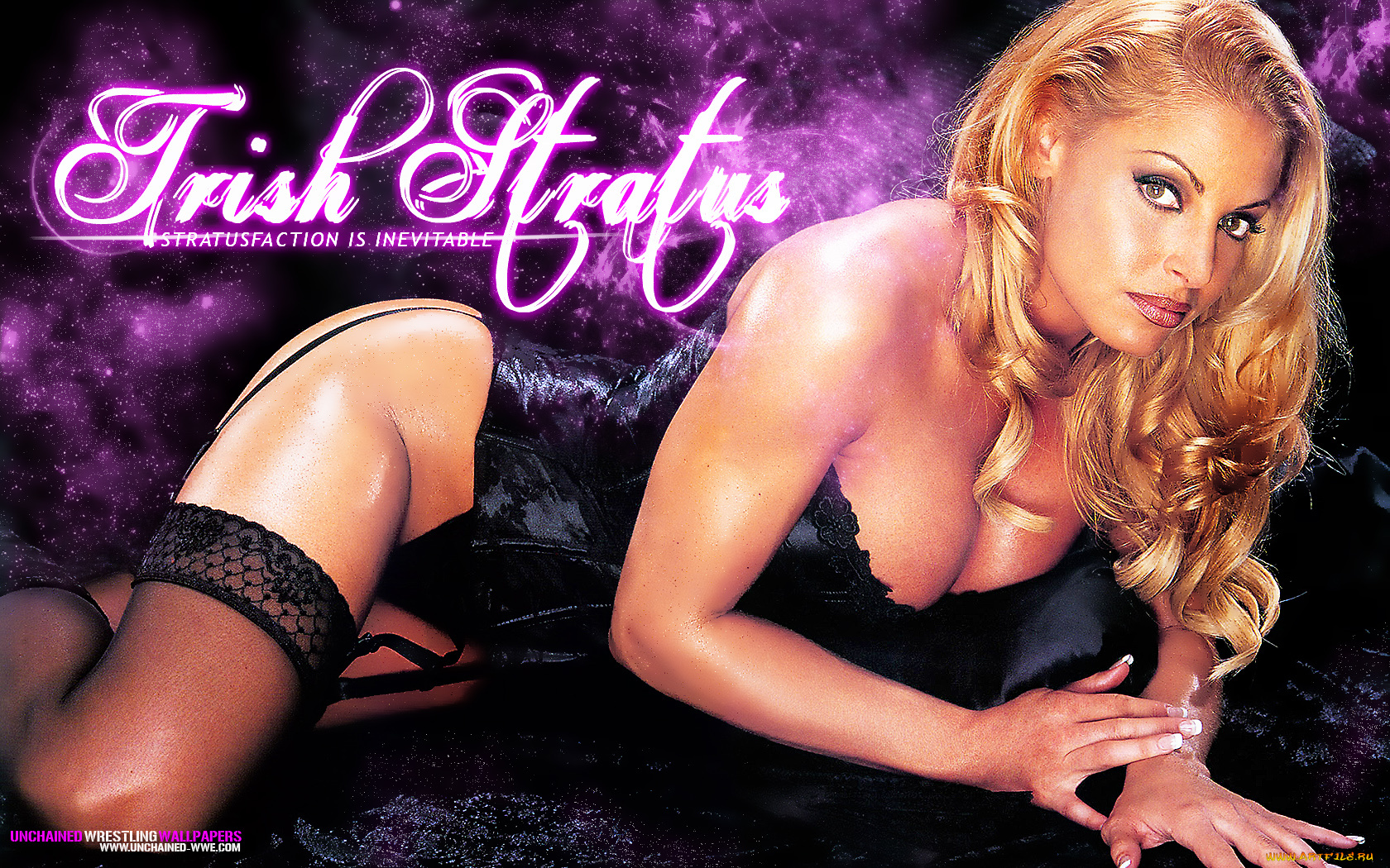 trish-stratus-pussy-licked-anal-bisex-gay