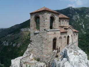 Картинка bulgaria города дворцы замки крепости болгария горы замок