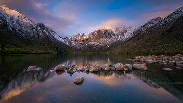 Картинка природа реки озера река лес