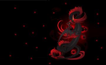 обоя рисованное, животные,  сказочные,  мифические, дракон