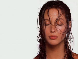 обоя Christy Turlington, девушки