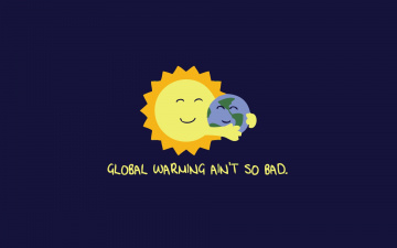 Картинка рисованные минимализм земля солнце