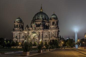 обоя berliner dom, города, берлин , германия, собор