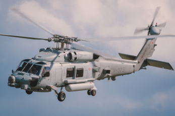 обоя mh-60r, авиация, вертолёты, вертушка
