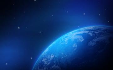 Картинка космос арт звезды вселенная планета галактика