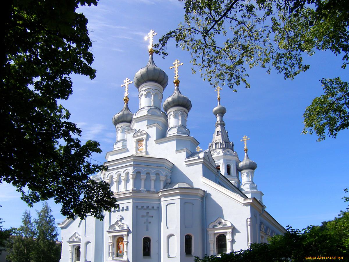 обои на рабочий стол православные храмы и монастыри лето № 217092 бесплатно