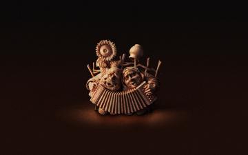 Картинка разное сувениры