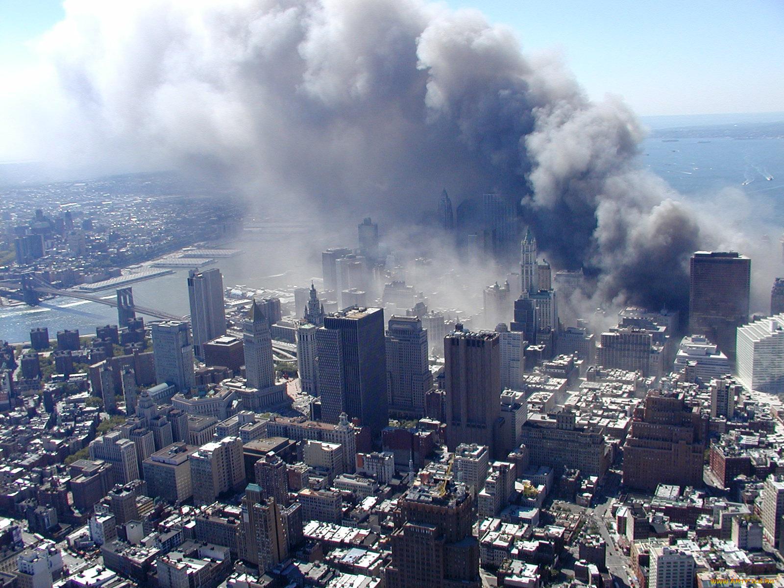 20 haunting 9 11 world trade center photos