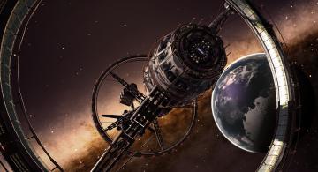 Картинка elite+dangerous видео+игры -+elite +dangerous симулятор космос игра ролевая dangerous elite