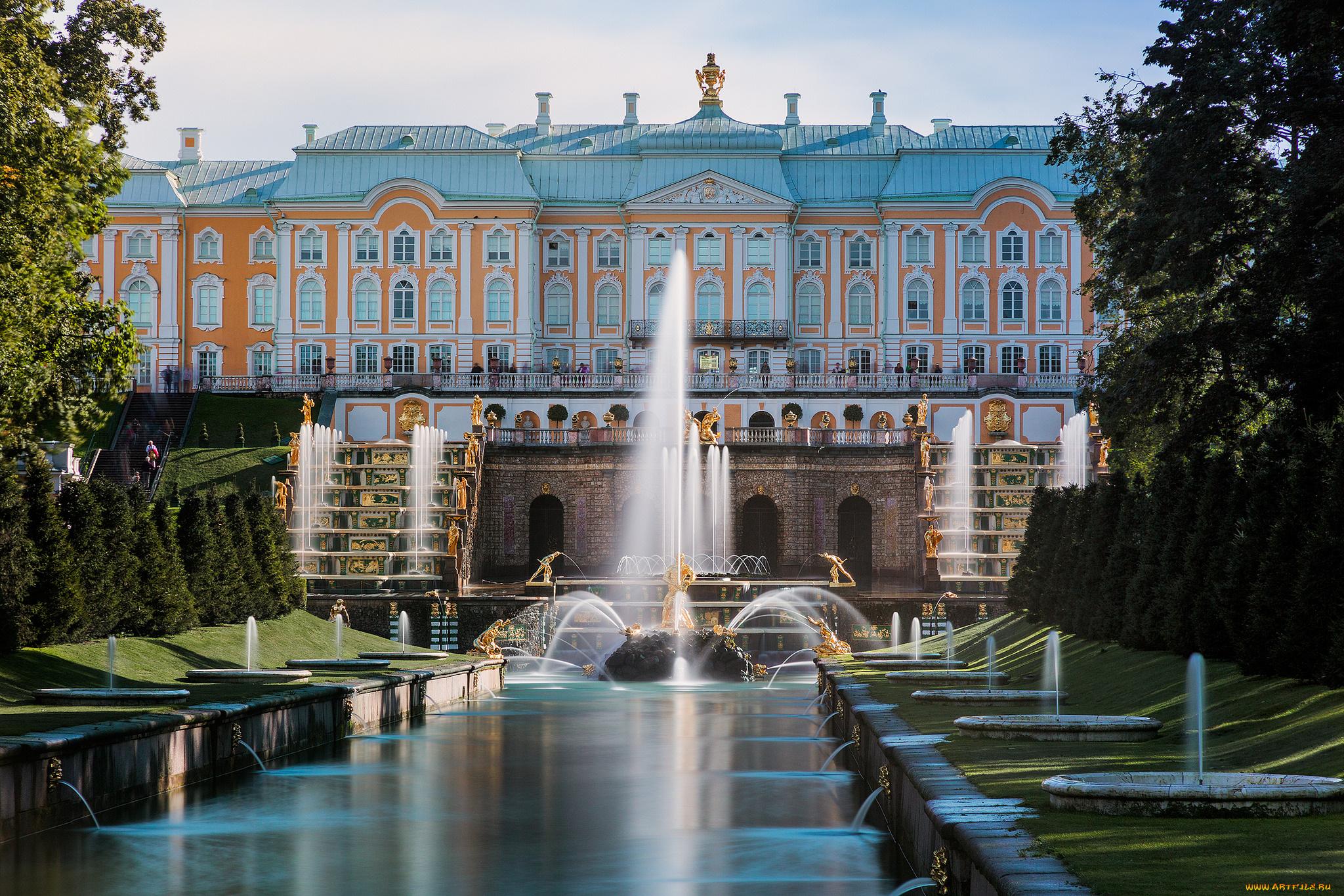дворец фонтан  № 188172 без смс