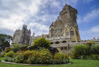 Картинка castle+loma города -+дворцы +замки +крепости замок
