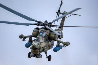 обоя mi-28n, авиация, вертолёты, вертушка