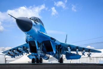обоя mig-35, авиация, боевые самолёты, истребитель