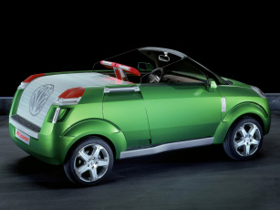 Картинка opel+frogster+concept+2001 автомобили opel 2001 concept frogster