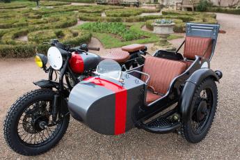 обоя урал, мотоциклы, мотоциклы с коляской, тюнинг, мотоцикл, англия