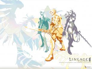Картинка lineage ii the chaotic chronicle видео игры
