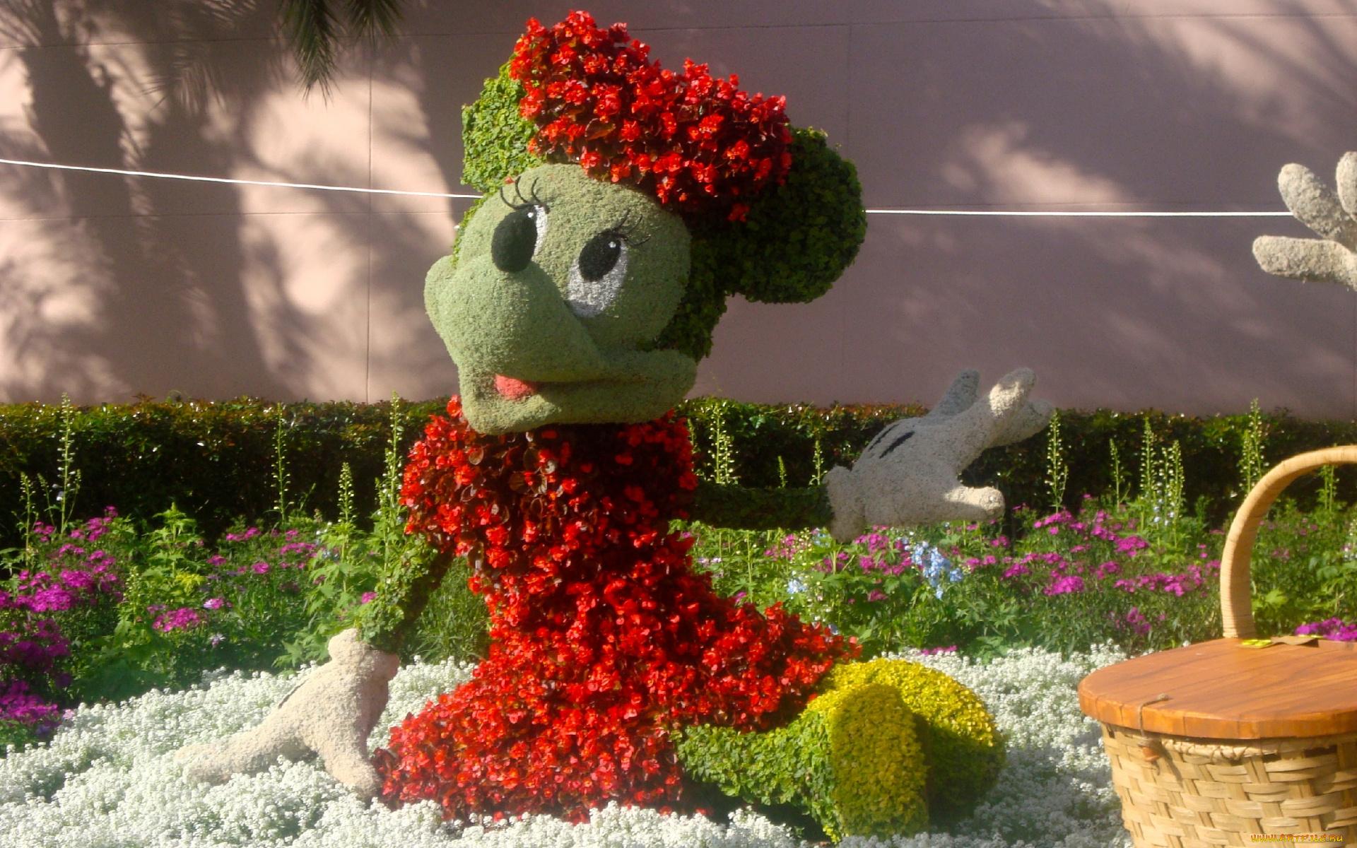 Букеты цветов, букеты и статуи из живых цветов картинки