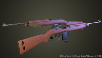Картинка оружие 3d фон винтовки