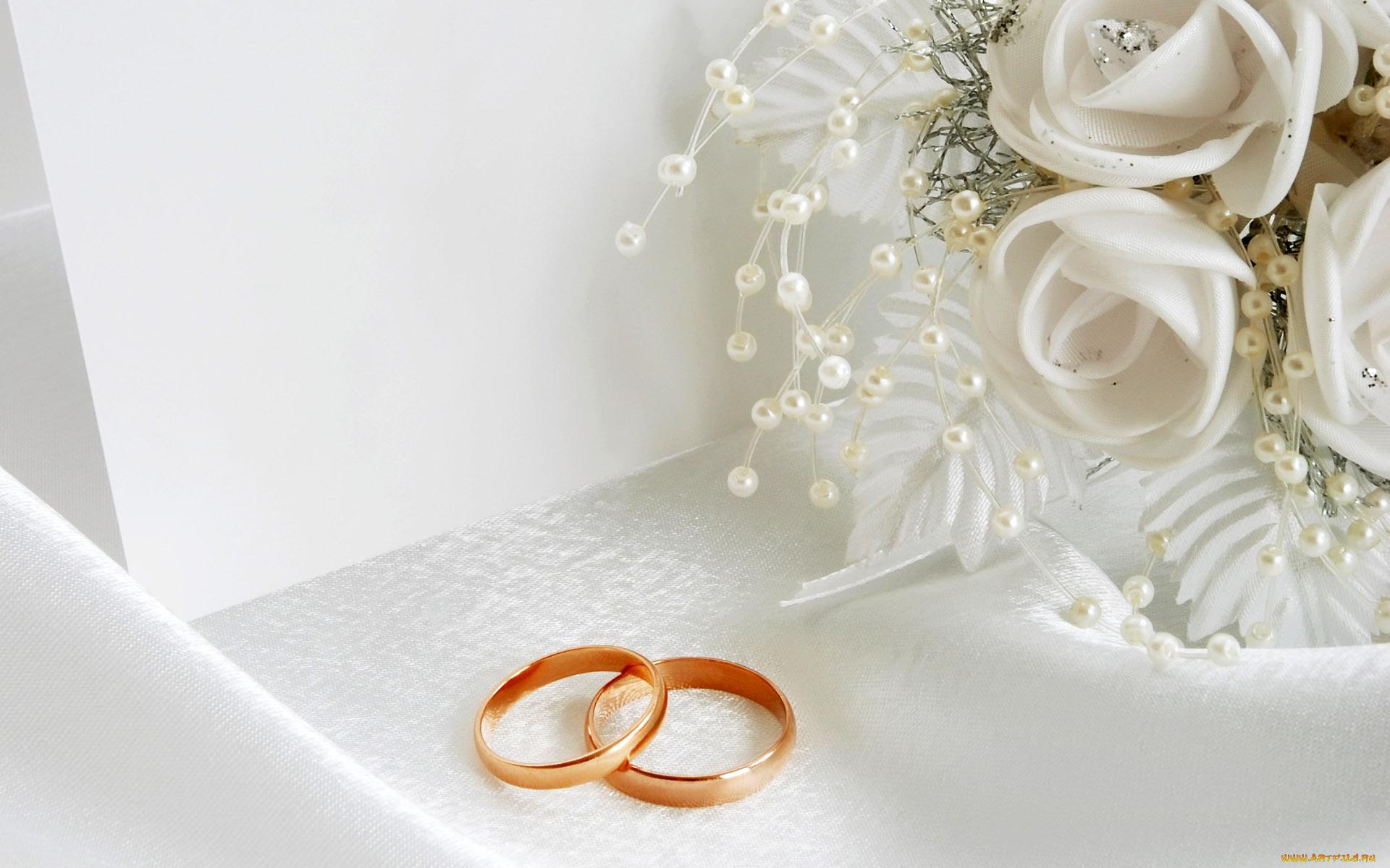 Открытка на золотую свадьбу