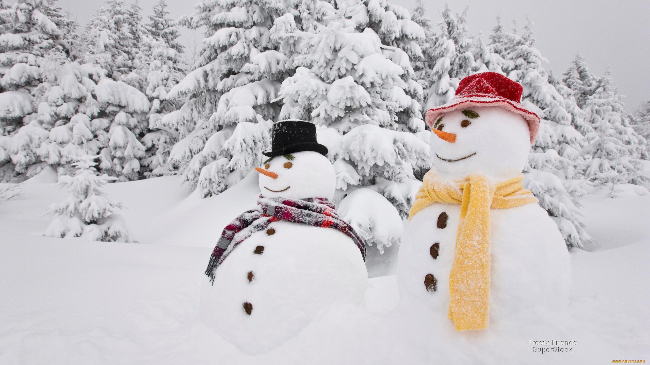 бесплатные обои на рабочий стол зима и новый год
