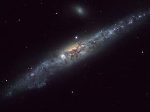 Картинка галактика кит космос галактики туманности