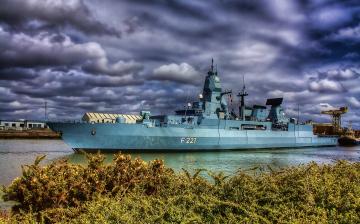 Картинка корабли крейсеры +линкоры +эсминцы корабль военный река