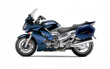 Картинка мотоциклы yamaha 2012 fjr1300a синий