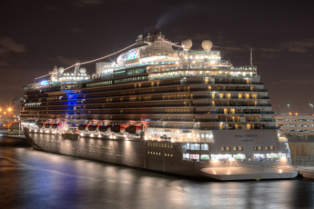 обоя regal princess cruise ship, корабли, лайнеры, лайнер, круиз