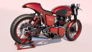 обоя мотоциклы, 3d, фон, мотоцикл
