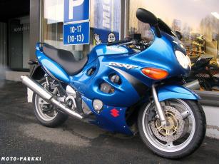 Картинка suzuki gsx 600 мотоциклы