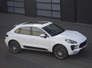 обоя автомобили, porsche, 2014, turbo, macan