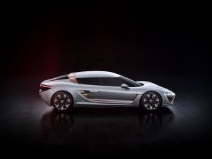 обоя автомобили, nanoflowcell