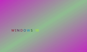 обоя компьютеры, windows  10, фон, логотип