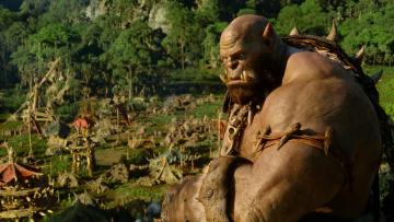 обоя кино фильмы, warcraft, фильм, орк, чудовище, монстр