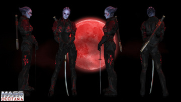 Картинка видео+игры mass+effect+-+occitania +dae+hyun+and+cassius персонажи