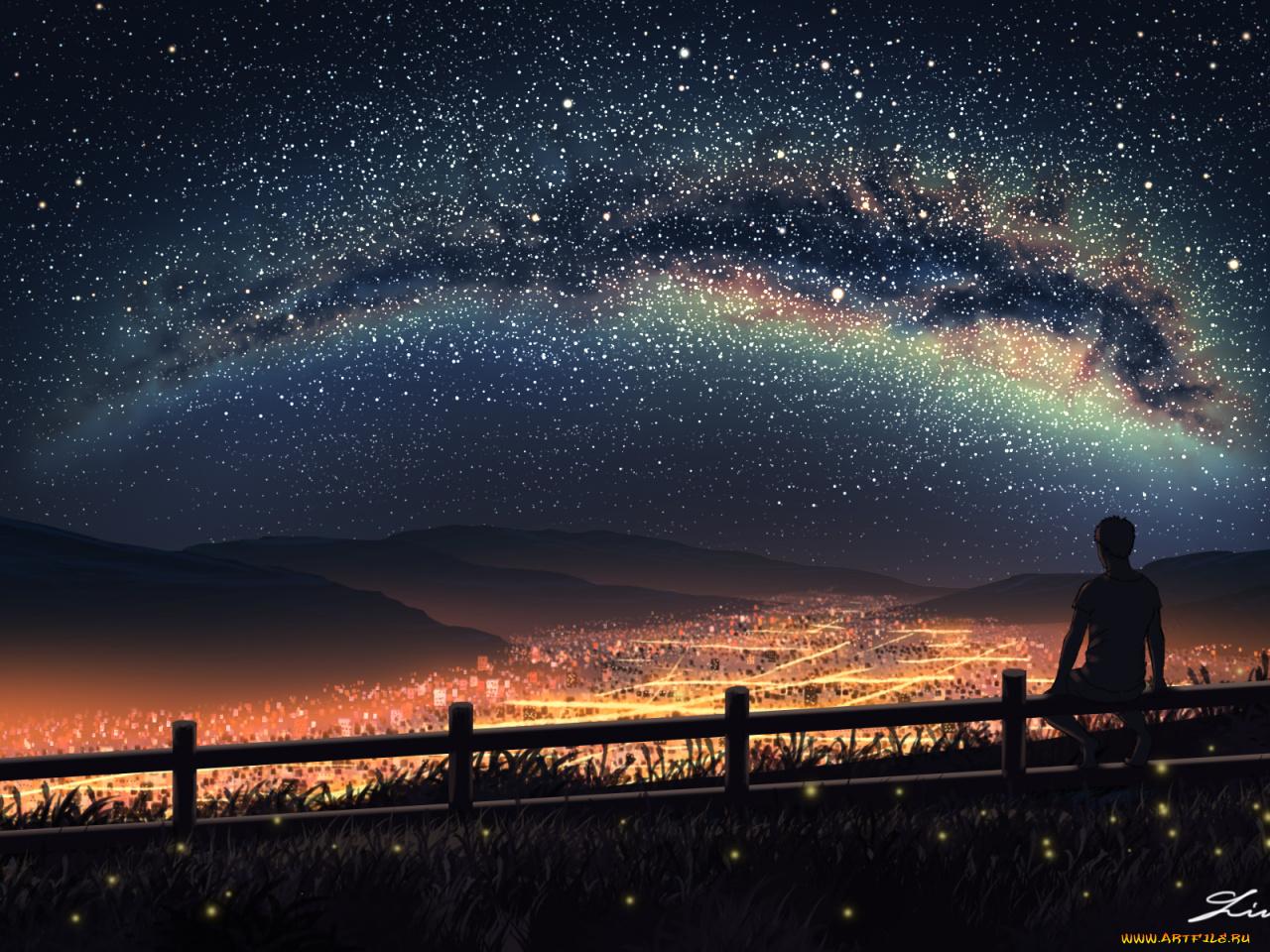 Картинки наедине с небом