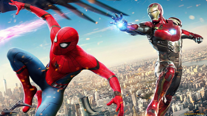 Возвращение человека паука 2018 смотреть фильм