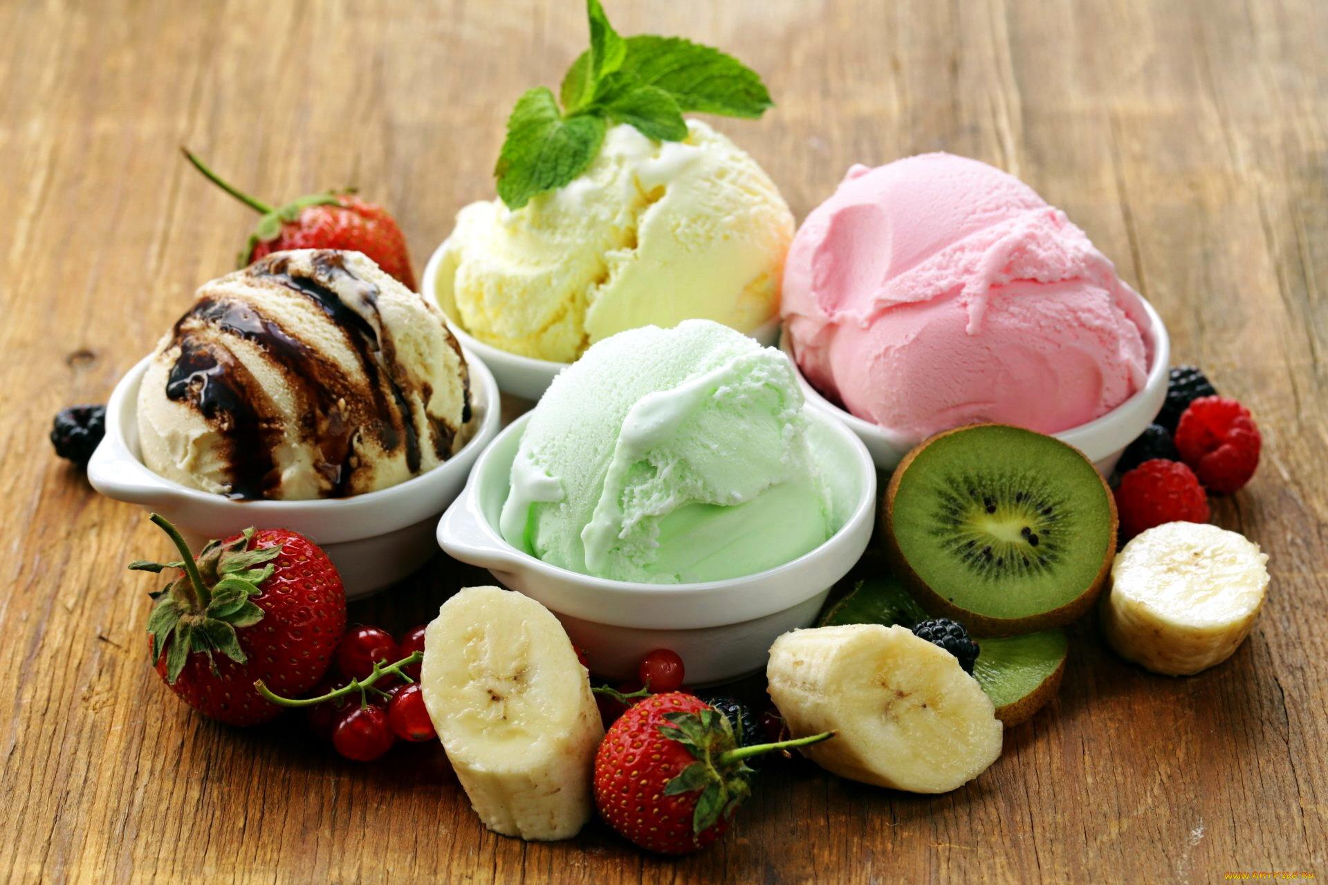 Картинки с мороженом