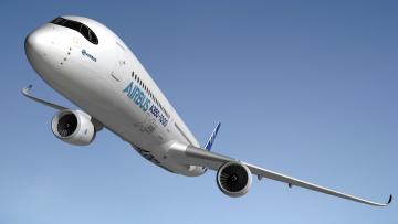 Картинка авиация 3д рисованые v-graphic самолет полет