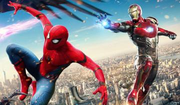 обоя кино фильмы, spider-man,  homecoming, spiderman, homecoming