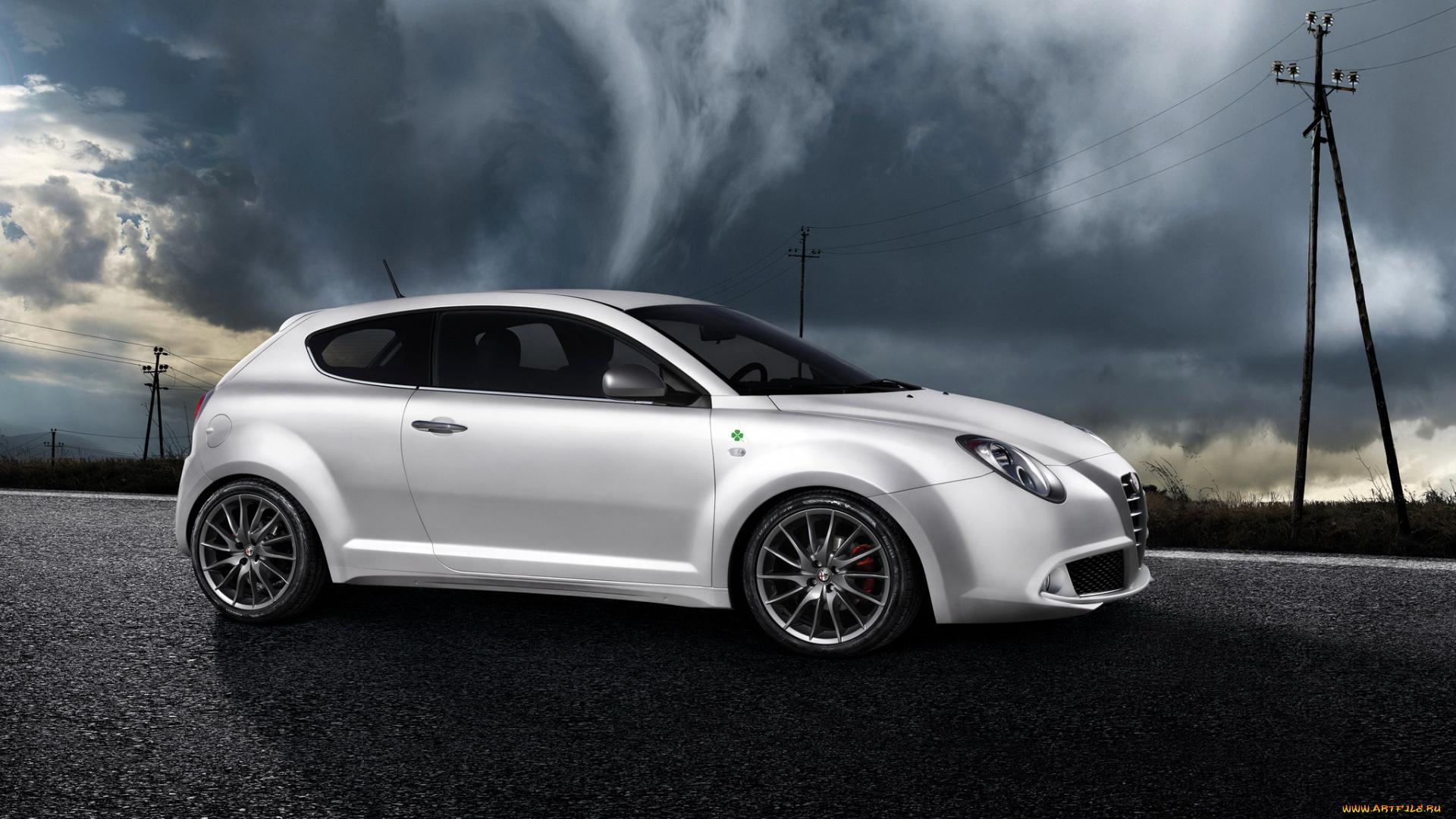 Alfa Romeo MiTo  № 221555 без смс